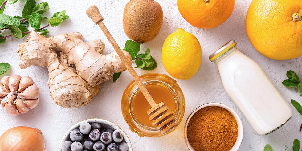 Webinar Anti-inflammatory Diet