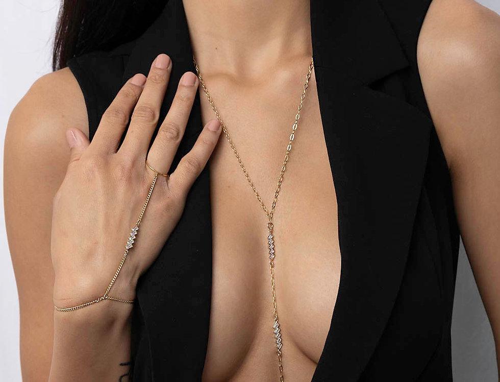 Taneil Body Chain