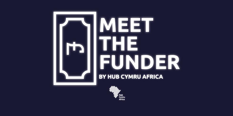 Hub Cymru Africa's #MeetTheFunder - MannionDaniels