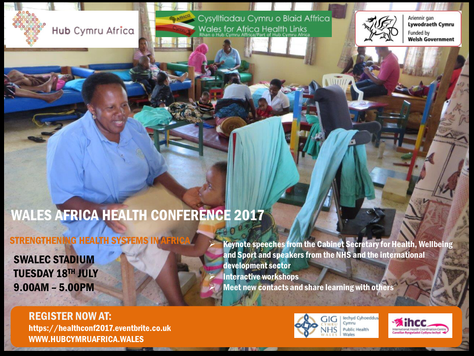 Wales Africa Health Conference 2017