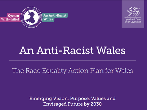 Race Equality Plan Consultation: Ending 17th June