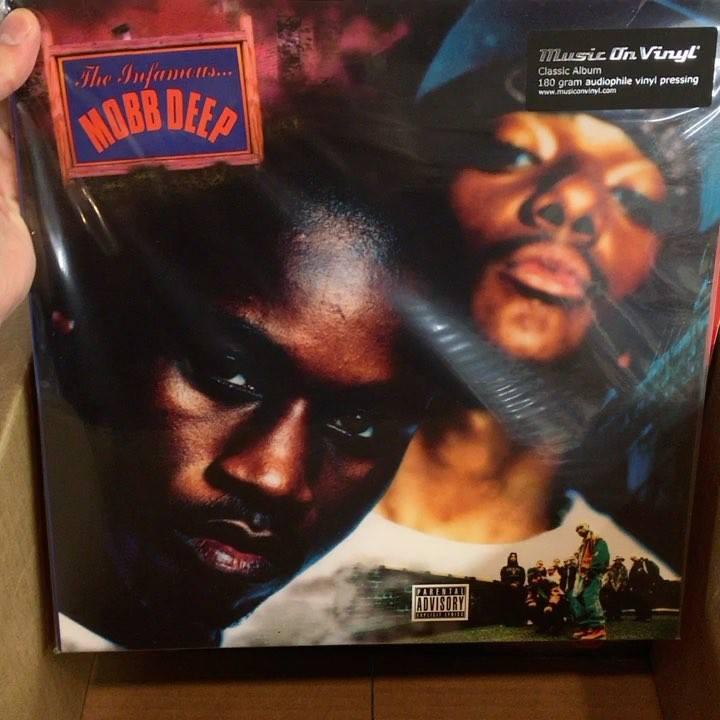 Some essential👌hip hop reissues hitting our shelves today! Plus a few reggae/dub titles and a reissue of a legendary Dorothy Ashby album!! . #fatcatrecordsus #mobbdeep #blackmoon #wutangclan #atribecalledquest #slumvillage #icecube #snoopdogg #nwa #2