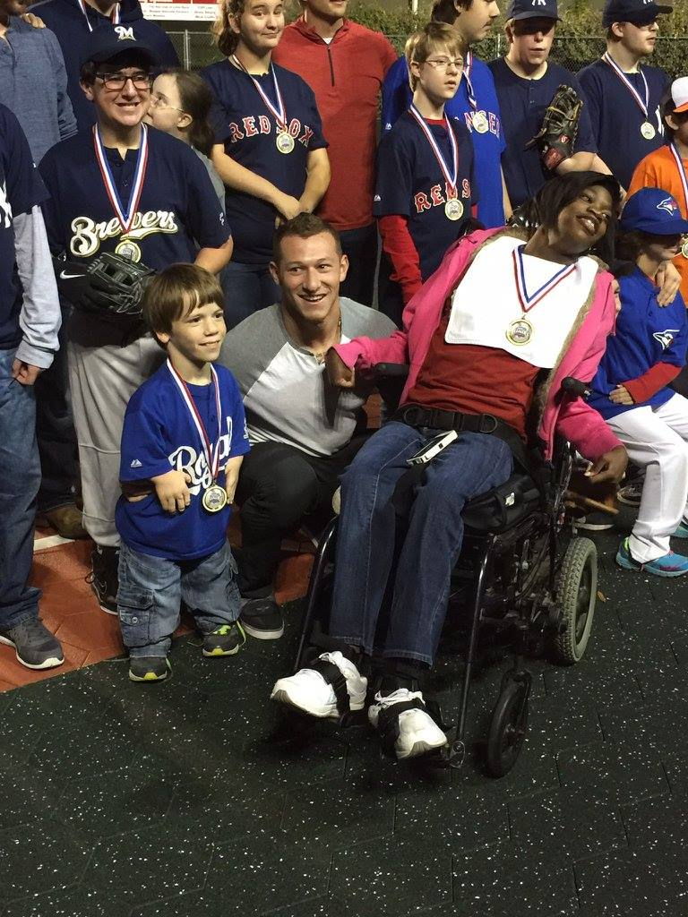 IamMore @ Miracle League 2015 (AR)