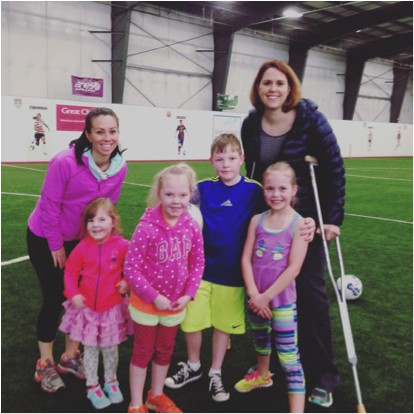 Rose City Soccer Clinic 2015