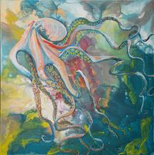 Technicolor Octopus