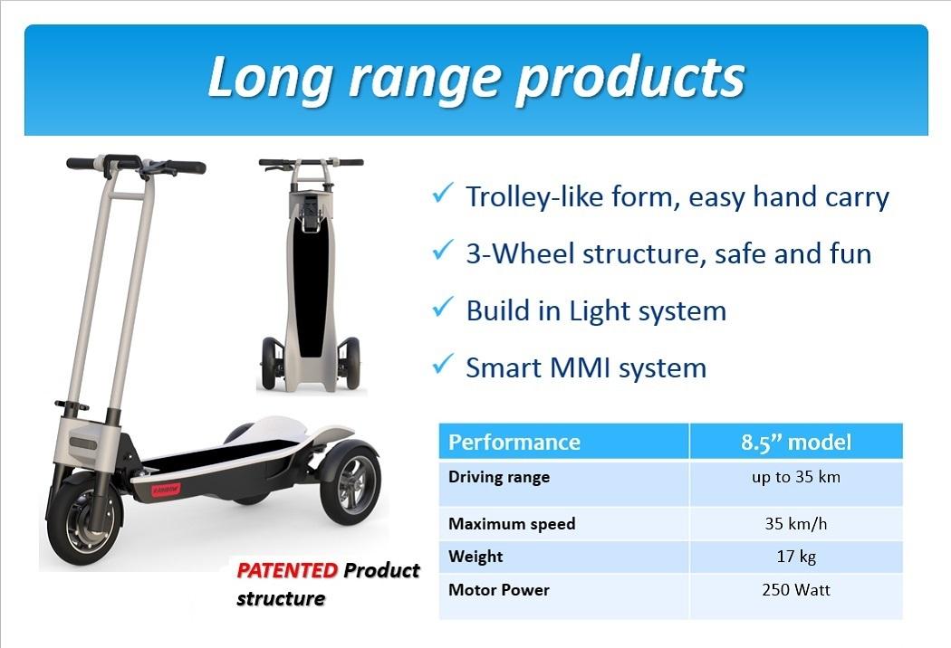 LRT product