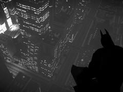 再见了!蝙蝠侠