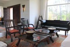 Casa en barrio privado Laguna Blanca, Manantiales