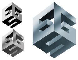 "Logo design para a empresa ""EGS"""