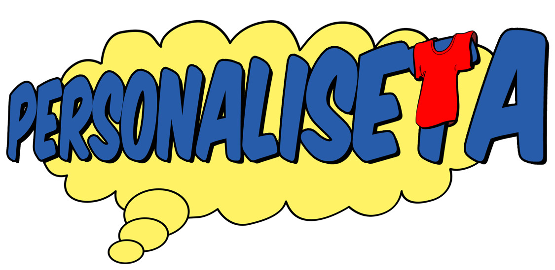 "Logo design para a empresa ""Personaliseta"""