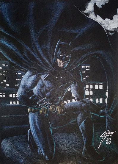 Arte Original: Batman Noir