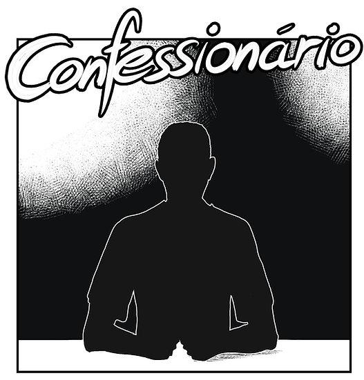 Quadrinho CONFESSIONÁRIO