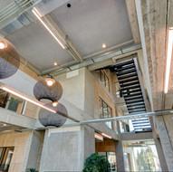 Reception Atrium, USA