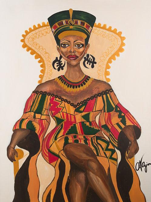 Gye Nyame Queen