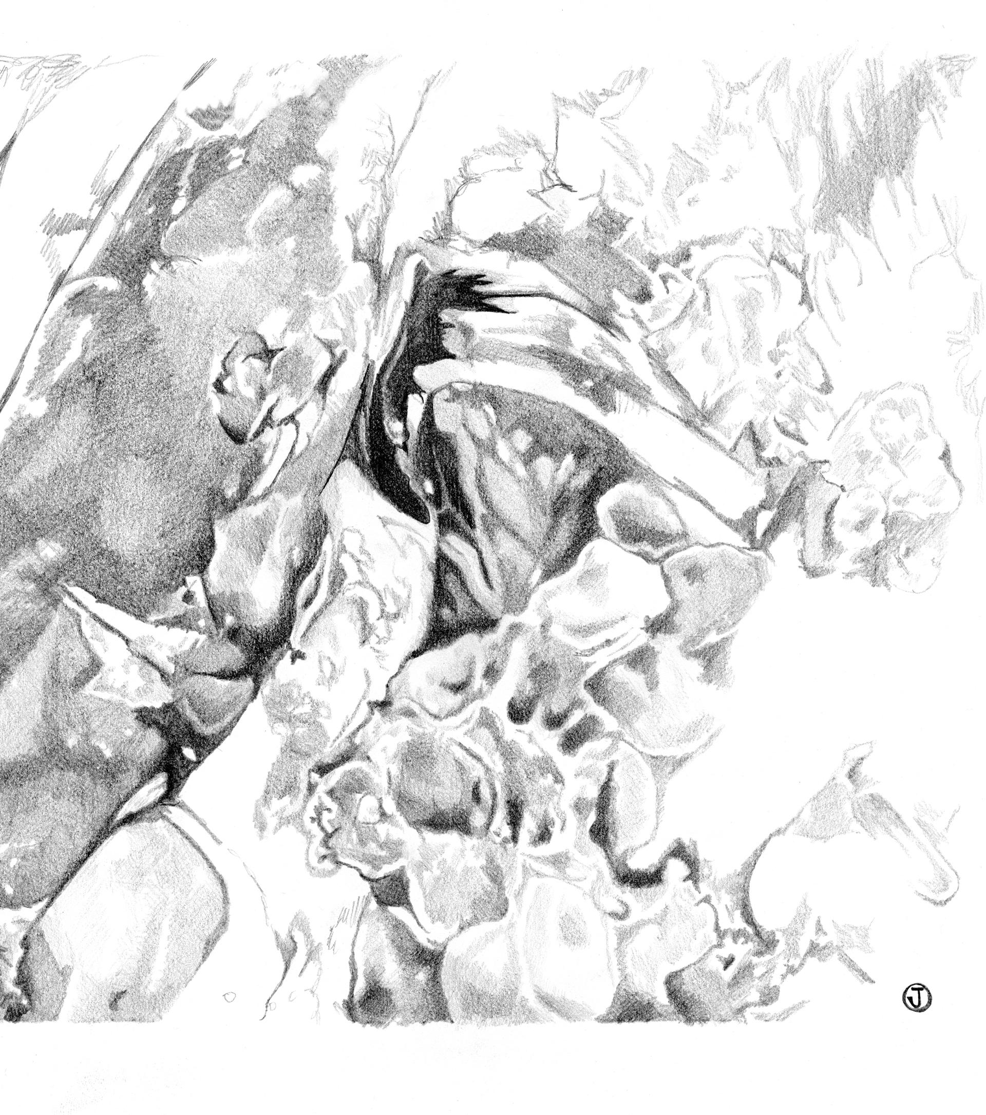 Texture Study III