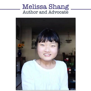 A reading of Melissa Shang's Dear Mighty Kids story