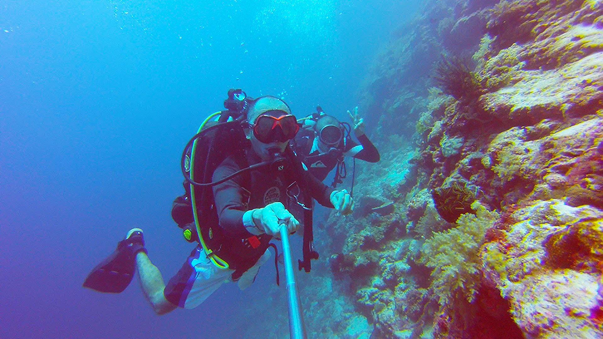SCUBA Dive Pack