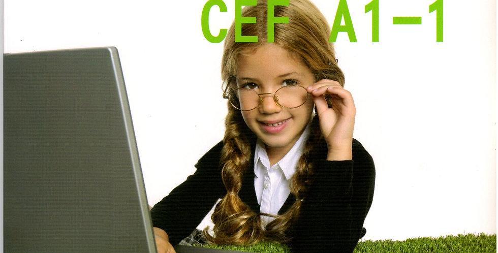 網路全民英 檢 NETPAW A1-1