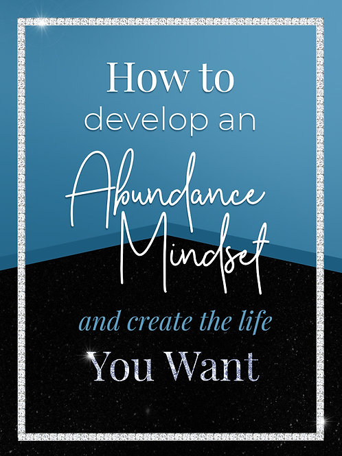How To Develop An Abundance Webinar Replay