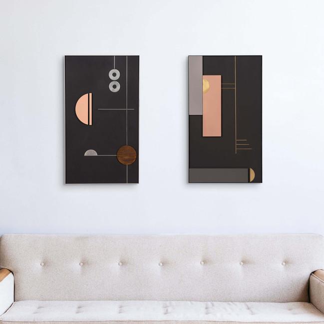 אומנות לקיר