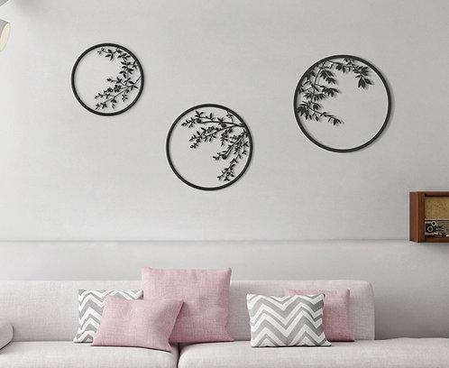 Circles | Black