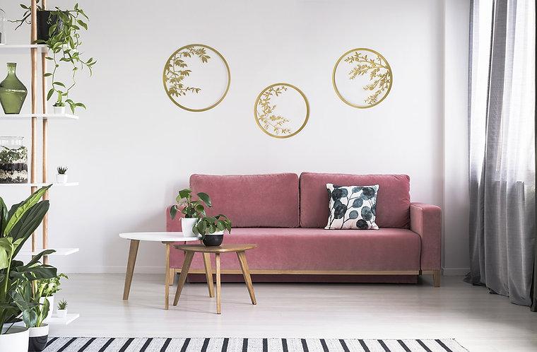 CIRCLES | GOLD
