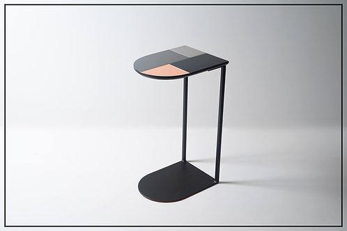 שולחן קפה אישי אובל מונדריאן