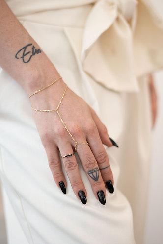 MARILYN bracelet ring