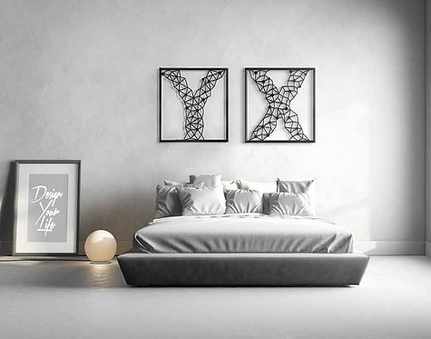 XY | wall art XL