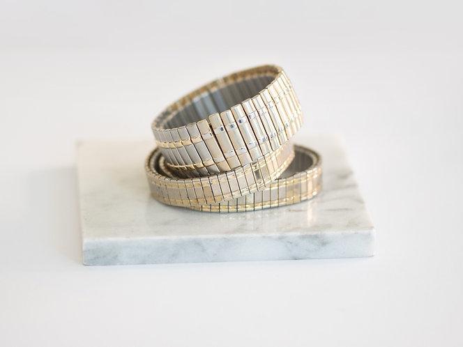 HELLEN bracelet 90 mm   200 mm thick