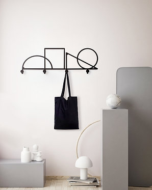 Shapes hanger