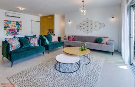 interior: Yael Shavit