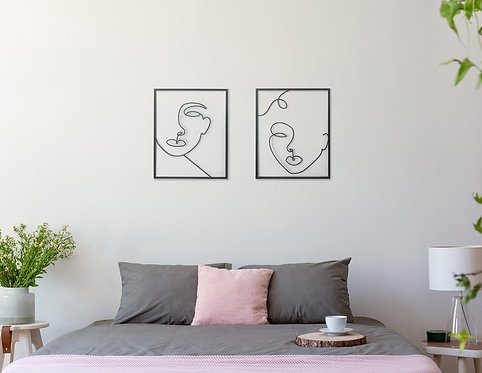 humen figures line art