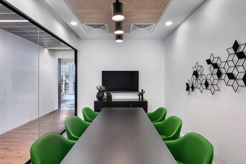 Interior: Orley dekter