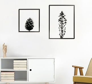 special edition metal wall art