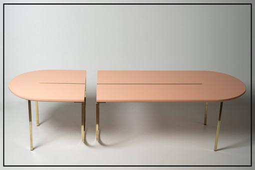 שולחן ורוד רגלי פליז פרונטלי.jpg