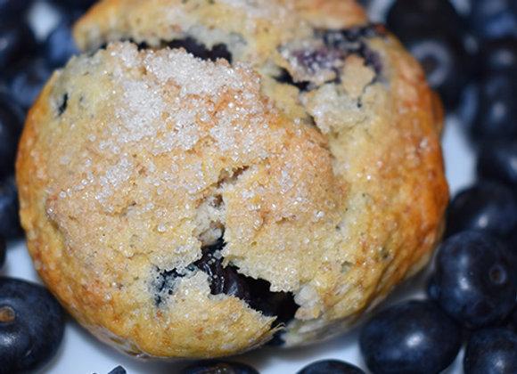Scones de Blueberry (6 piezas)