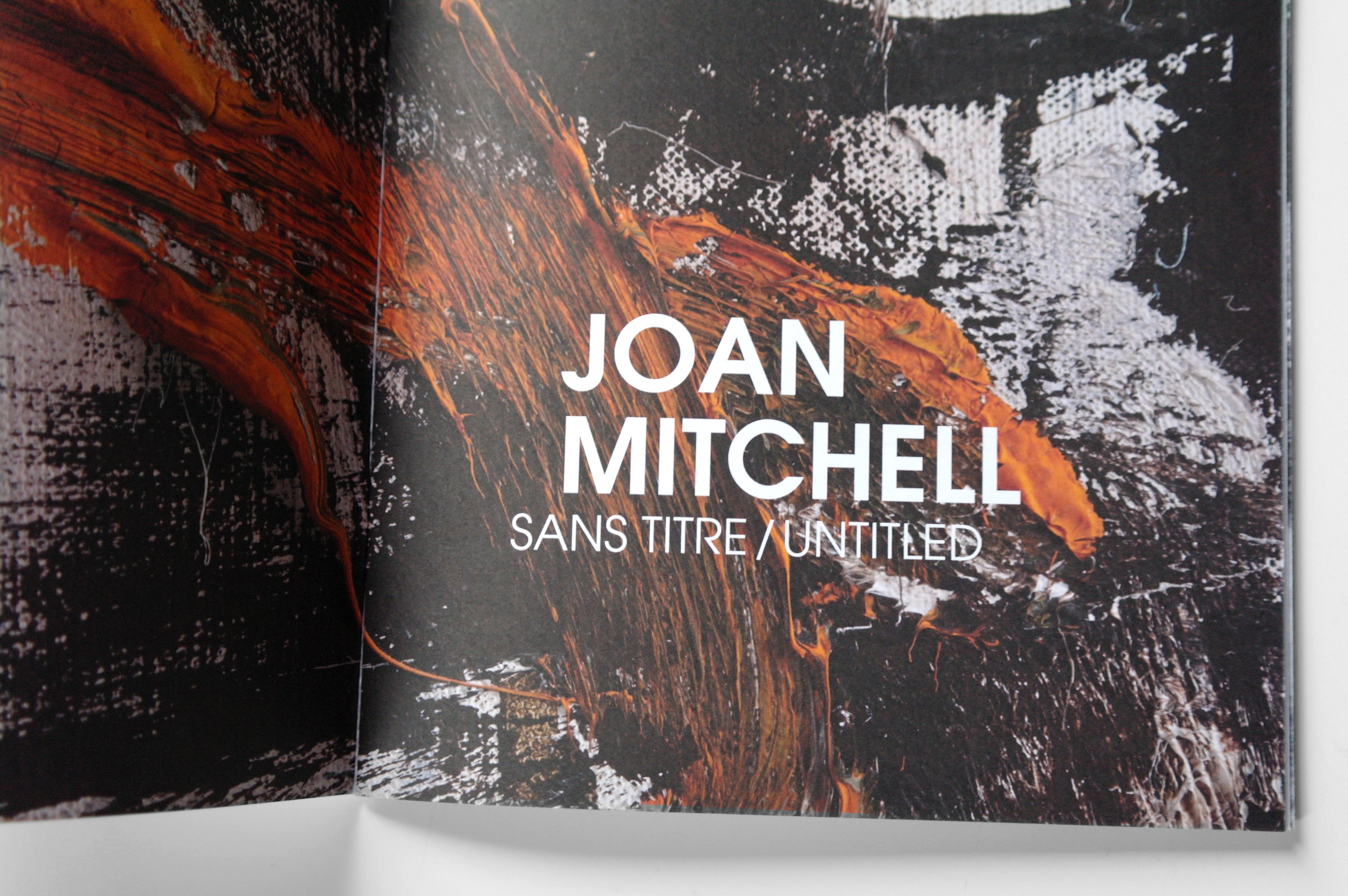 Joan Mitchell