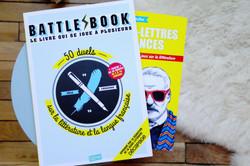 LE BATTLE BOOK LITTÉRAIRE