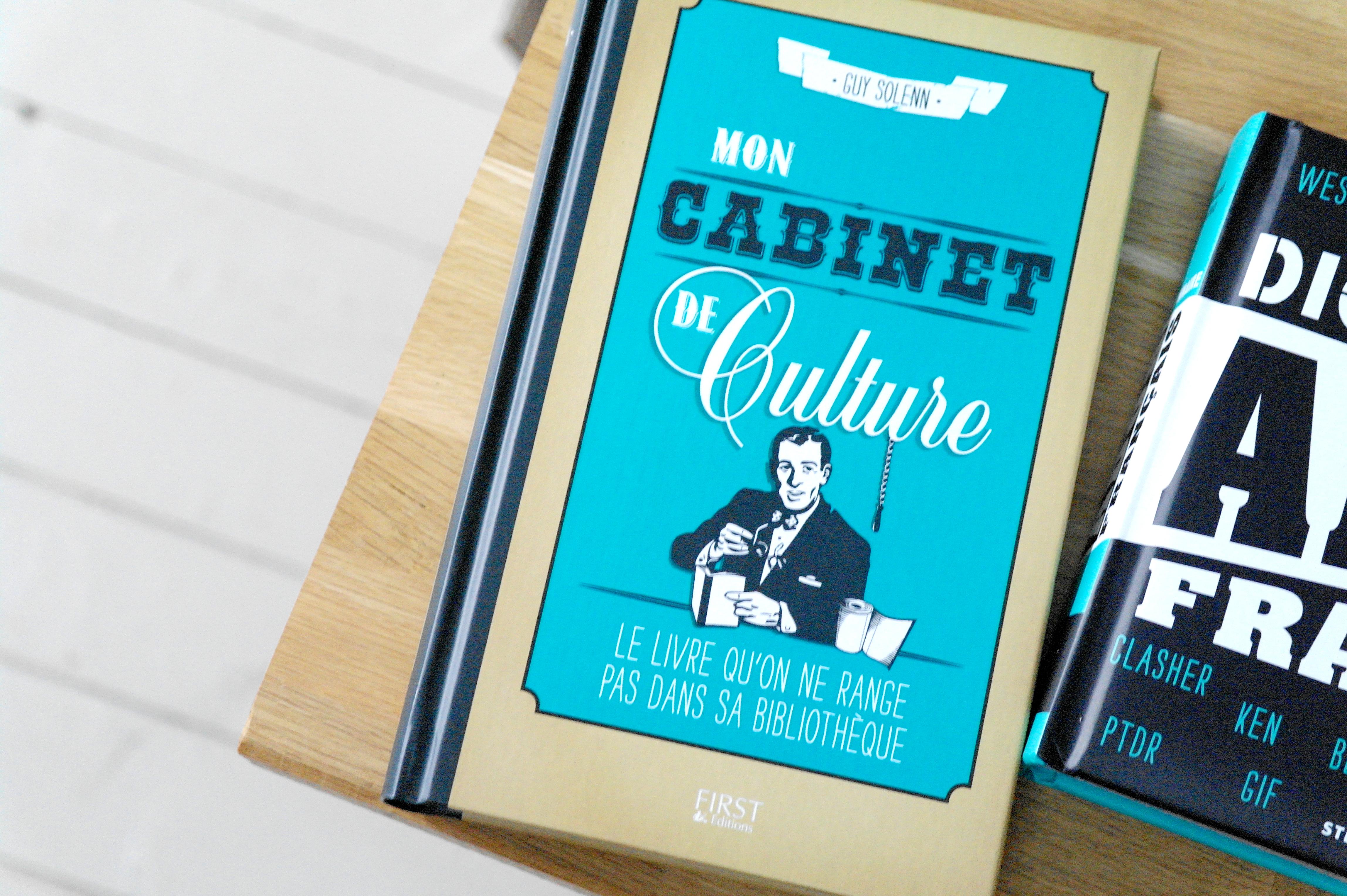 MON CABINET DE CULTURE
