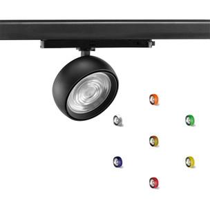 High quality track head light  RIN