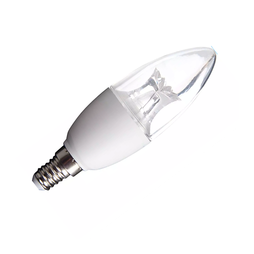 4W Candle bulb Tuya Wifi, 2 color(2700K-6500K)