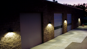 "¿Qué es un ""Wall Pack Light"" , ""Building Light"" o aplique de pared exterior?"