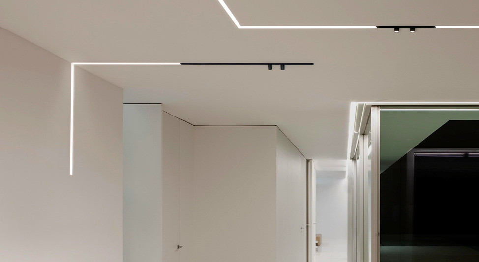 magnetic luminaire project