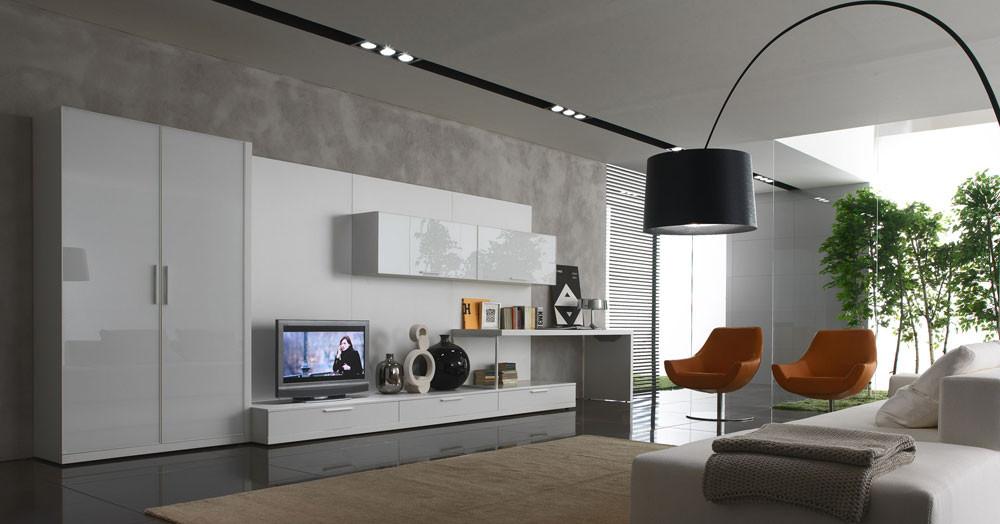 application ideas for modern living room