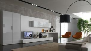 How to light a living room?