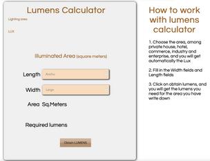 lighting calculation
