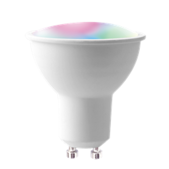 Tuya Wifi, 5 color(RGB+CCT),GU10