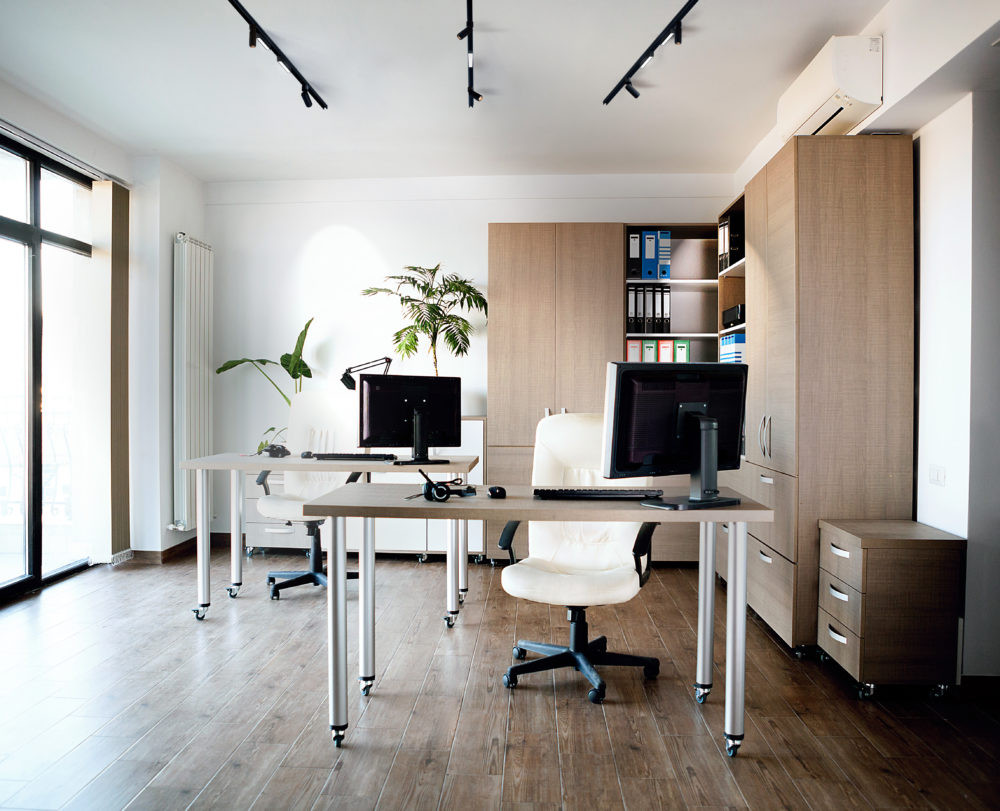 magnetic home office application