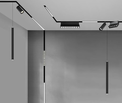 magnetic track linear system